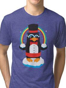 penguin Magic Tri-blend T-Shirt