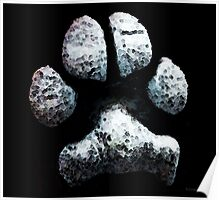 Animal Lovers - South Paw Poster