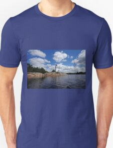 Key Harbour Lighthouse Unisex T-Shirt