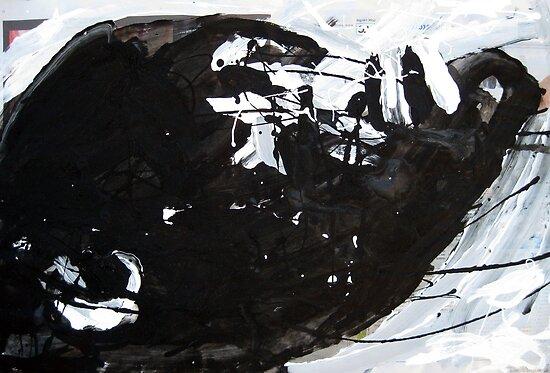 Black Horse 8 by John Douglas