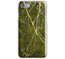 Wild Nature Collage Print iPhone Case/Skin