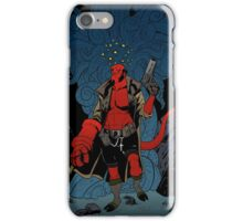 Hellboy - The Right Hand of Doom iPhone Case/Skin
