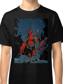 Hellboy - The Right Hand of Doom Classic T-Shirt