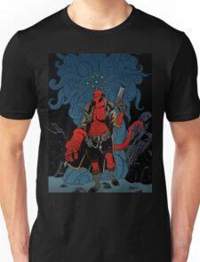 Hellboy - The Right Hand of Doom Unisex T-Shirt