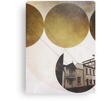 BrumGraphic #49 Canvas Print