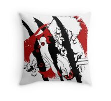 Thundercat Fury Throw Pillow