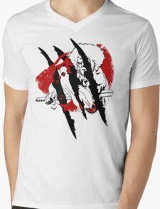 Thundercat Fury Mens V-Neck T-Shirt