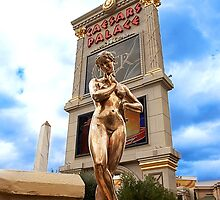 Caesars Palace by allpixels