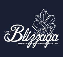 Blizzaga 2 - Freeze Stupid Things Faster by ikaszans