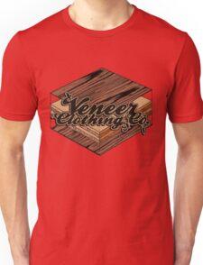 VENEER CROSS-SECTION Unisex T-Shirt