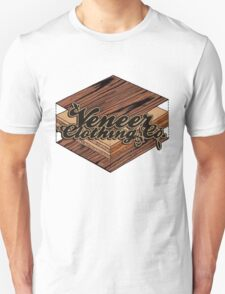 VENEER CROSS-SECTION Unisex T-Shirt