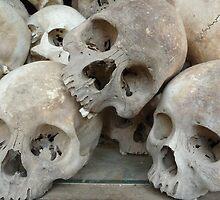 Killing Fields, Choeung Ek by treeblack