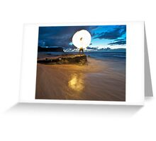 New Sun Rising I Greeting Card