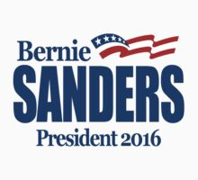 Bernie Sanders 2016 One Piece - Long Sleeve