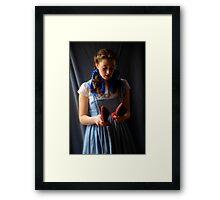 My Dorothy Framed Print