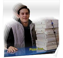 Pizza time! Poster