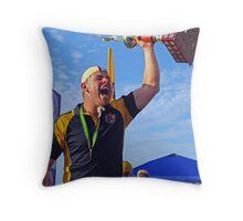 Yep, Aussie Champs! (04) Throw Pillow