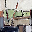 Abstraction 6 by Paul  Milburn