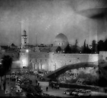 Dome Of The Rock by BritishYank