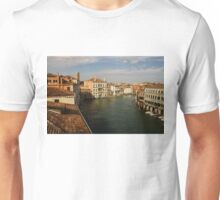 Venetian View of the Grand Canal Unisex T-Shirt