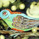 The Clockwork Bird by Helena Wilsen - Saunders