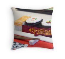RES 2010 - 54 Throw Pillow