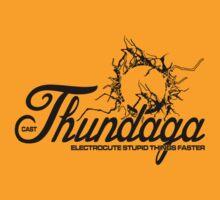 Thundaga - Electrocute Stupid Things Faster by ikaszans