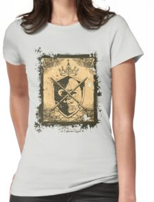 Heraldry Crown, Swords and Shield T-Shirt