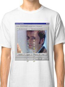 David crying Classic T-Shirt