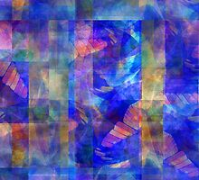 Abstract Composition #1  – April 20, 2010  by Ivana Redwine