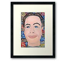My Friend Jeremy Framed Print