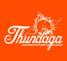 Thundaga 2 - Electrocute Stupid Things Faster by ikaszans