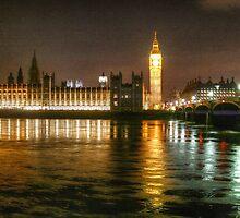 Big Ben by BritishYank