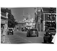 Walking Fremantle Poster