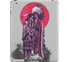 American Indians iPad Case/Skin