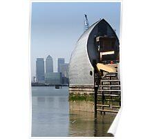 Thames Barrier 8 Poster