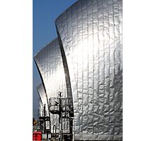 Thames Barrier 12 Photographic Print
