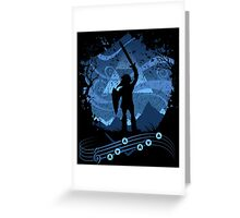 Song of Storms Greeting Card