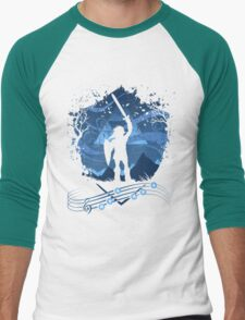 Song of Storms Men's Baseball ¾ T-Shirt