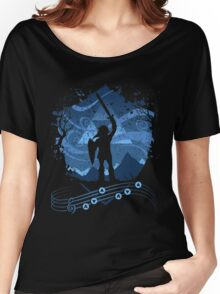Song of Storms Women's Relaxed Fit T-Shirt