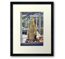 RES 2010 - 59 Framed Print