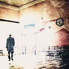 walk the line II by Marko Beslac