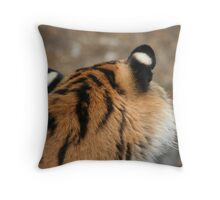 All the better for hearing you with Throw Pillow
