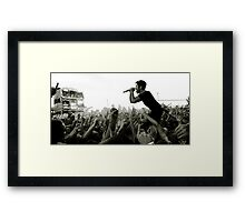 AFI at Soundwave  Framed Print