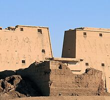 Edfu Temple 2 by rhallam