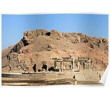 Edfu Temple 3 Poster