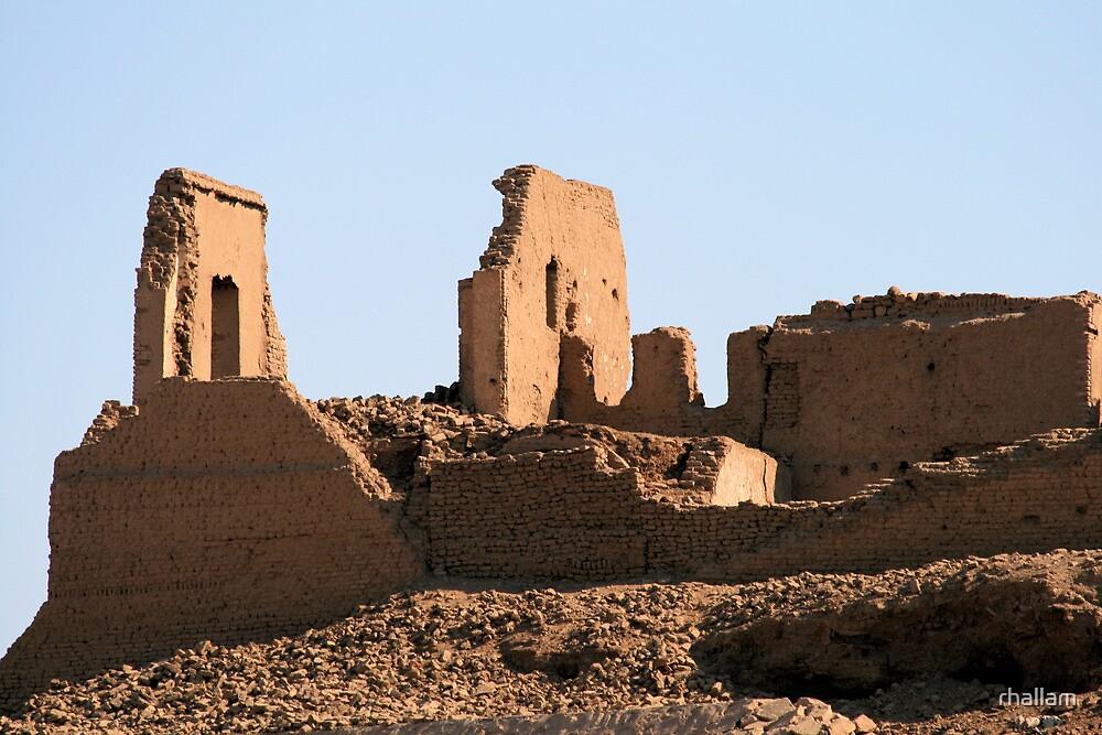 Edfu Temple 4 by rhallam