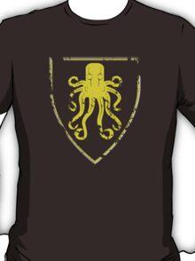 Greyjoy Classic Castle (distressed) T-Shirt