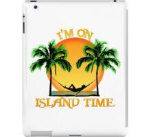 Island Time iPad Case/Skin
