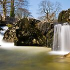 Linton Falls by James Dolan